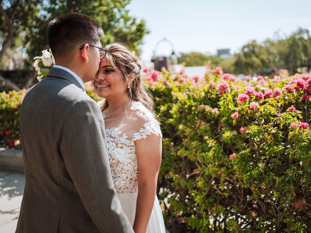 El matrimonio de Lizet y Humberto en Santiago de Surco, Lima 17