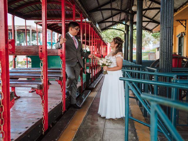El matrimonio de Lizet y Humberto en Santiago de Surco, Lima 19