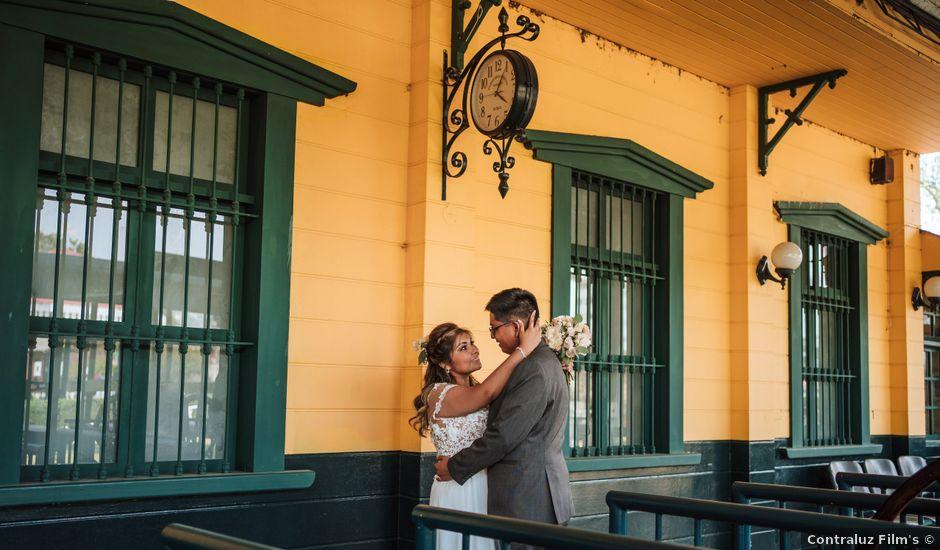 El matrimonio de Lizet y Humberto en Santiago de Surco, Lima