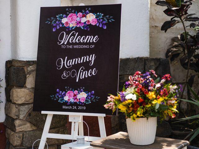 El matrimonio de Vince y Hammy en Lima, Lima 3