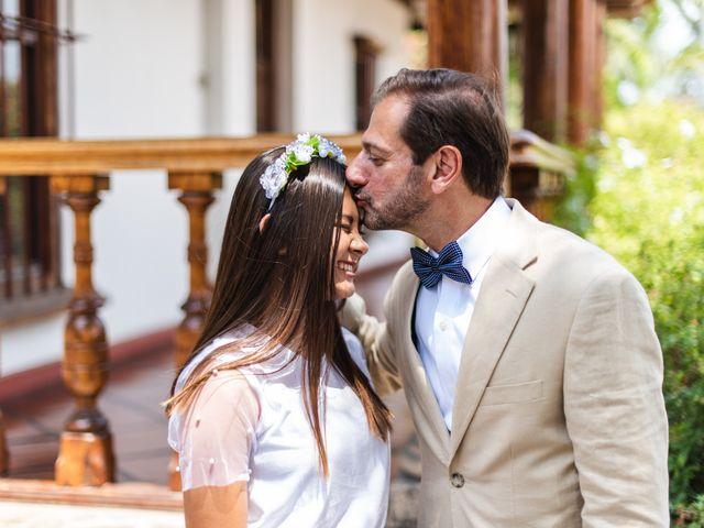 El matrimonio de Vince y Hammy en Lima, Lima 17