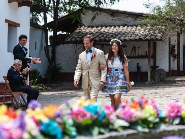 El matrimonio de Vince y Hammy en Lima, Lima 25