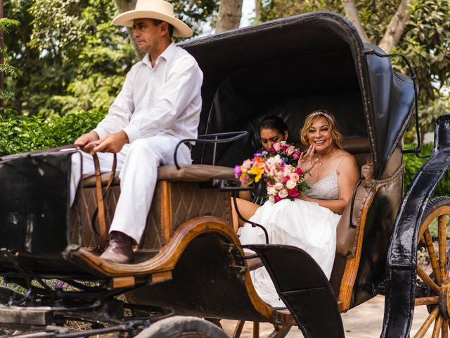 El matrimonio de Vince y Hammy en Lima, Lima 28
