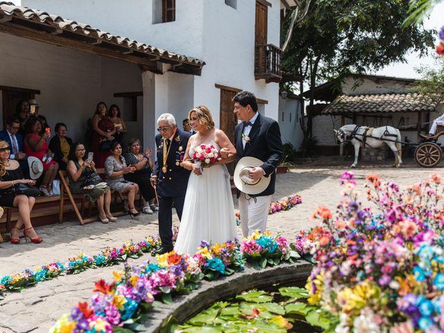 El matrimonio de Vince y Hammy en Lima, Lima 31
