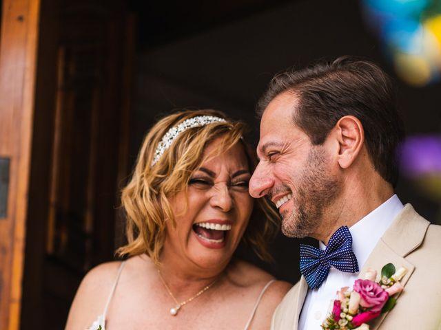 El matrimonio de Vince y Hammy en Lima, Lima 1
