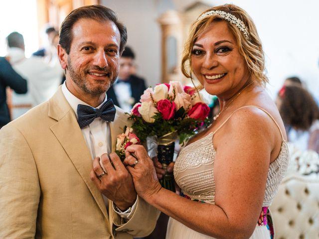 El matrimonio de Vince y Hammy en Lima, Lima 38