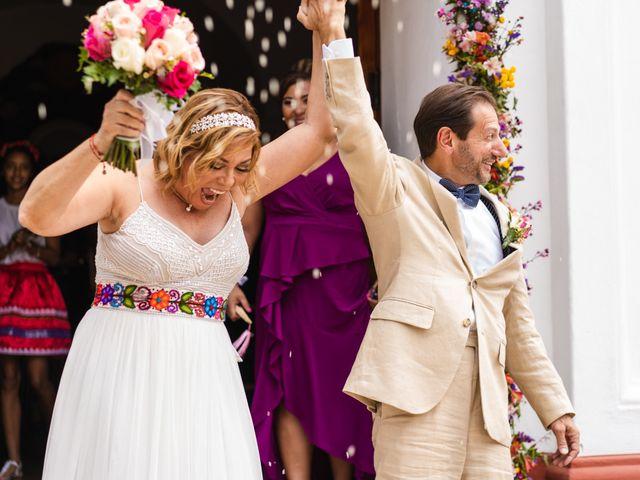 El matrimonio de Vince y Hammy en Lima, Lima 40