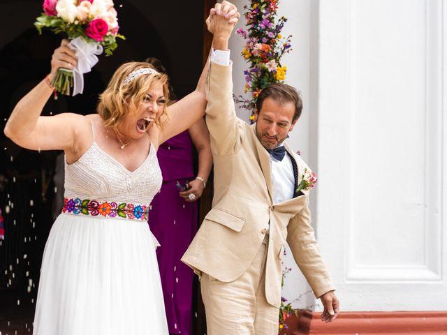 El matrimonio de Vince y Hammy en Lima, Lima 41