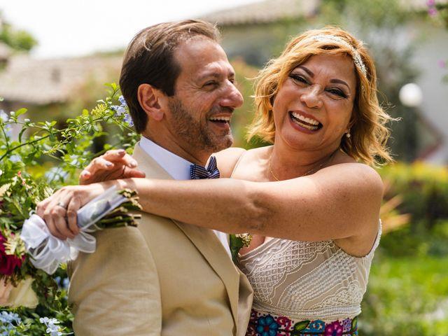 El matrimonio de Vince y Hammy en Lima, Lima 47