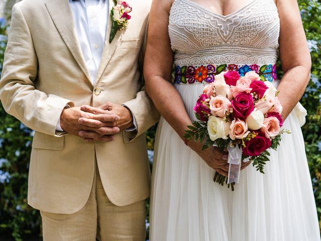 El matrimonio de Vince y Hammy en Lima, Lima 48