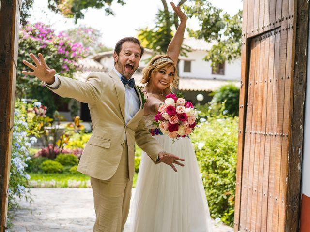 El matrimonio de Vince y Hammy en Lima, Lima 49