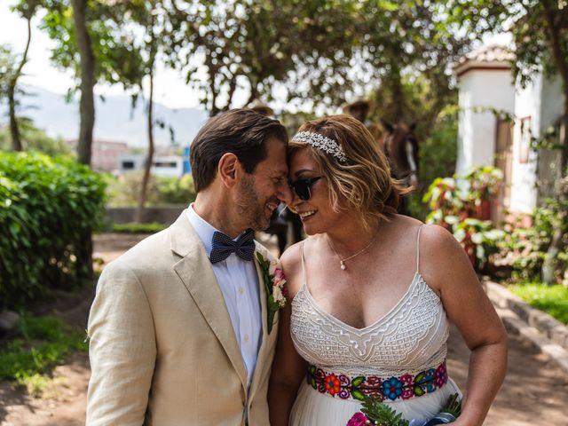 El matrimonio de Vince y Hammy en Lima, Lima 55