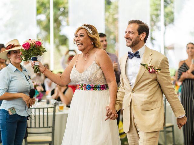 El matrimonio de Vince y Hammy en Lima, Lima 62
