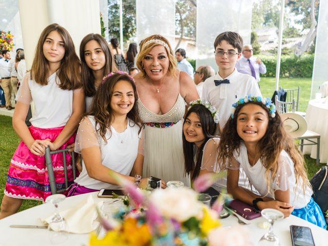 El matrimonio de Vince y Hammy en Lima, Lima 72