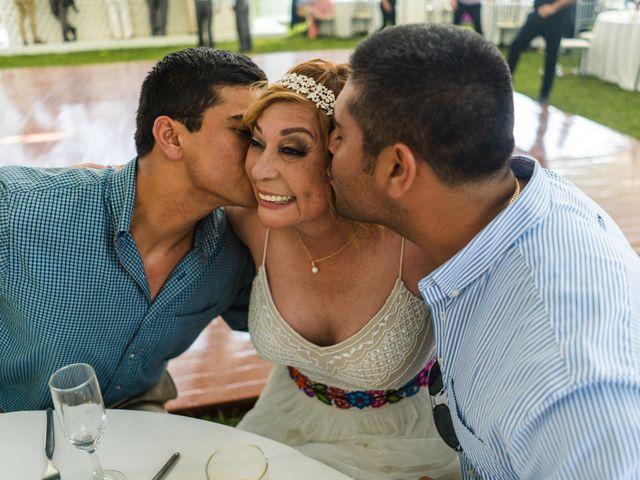 El matrimonio de Vince y Hammy en Lima, Lima 74