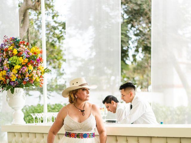 El matrimonio de Vince y Hammy en Lima, Lima 78