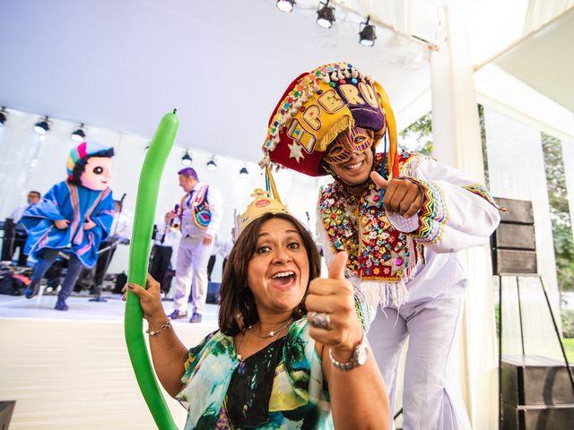 El matrimonio de Vince y Hammy en Lima, Lima 100