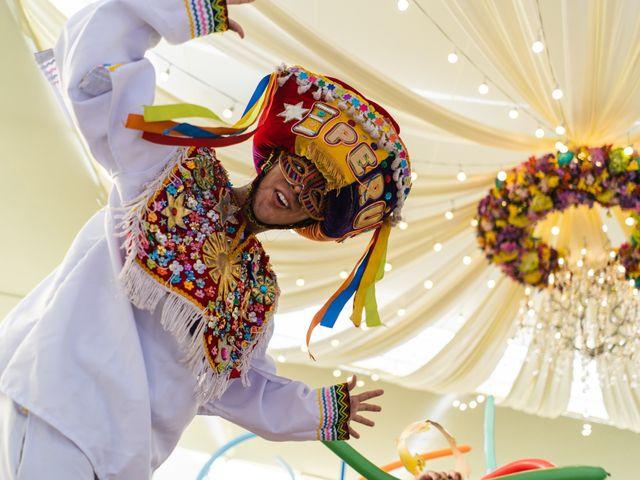 El matrimonio de Vince y Hammy en Lima, Lima 101