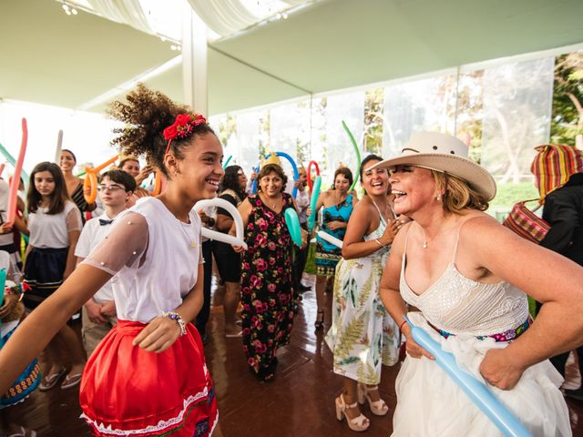 El matrimonio de Vince y Hammy en Lima, Lima 104