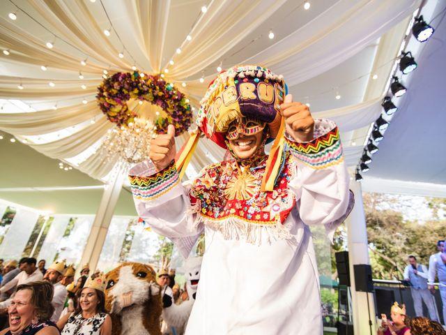 El matrimonio de Vince y Hammy en Lima, Lima 110