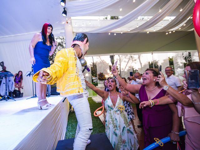 El matrimonio de Vince y Hammy en Lima, Lima 115