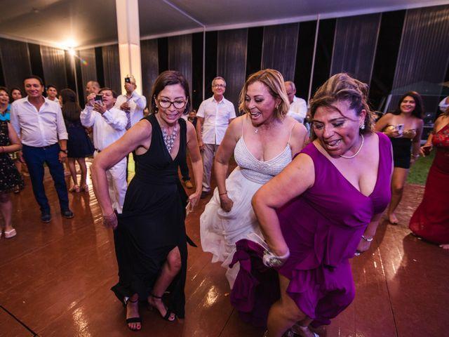El matrimonio de Vince y Hammy en Lima, Lima 124