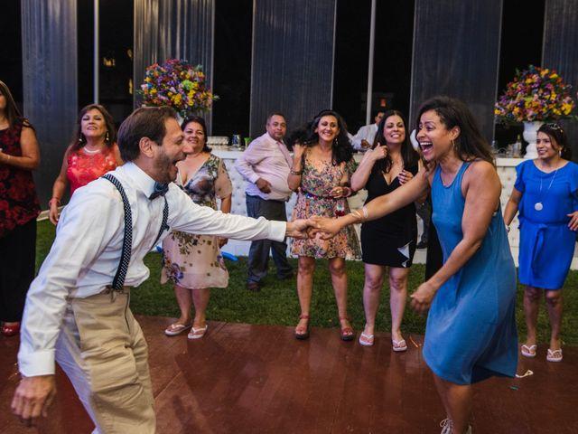 El matrimonio de Vince y Hammy en Lima, Lima 125