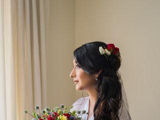 El matrimonio de Xiomara y Cristhian 1