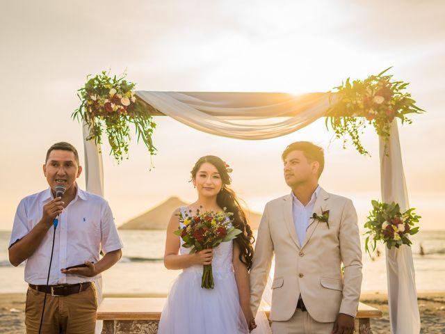 El matrimonio de Xiomara y Cristhian