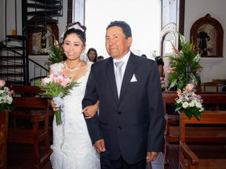 El matrimonio de Ángela y Pablo 2