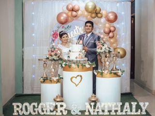 El matrimonio de Rogger y Nathaly 1