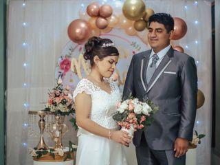 El matrimonio de Rogger y Nathaly 2