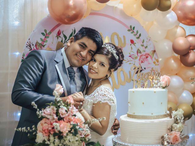 El matrimonio de Nathaly y Rogger en Chiclayo, Lambayeque 3