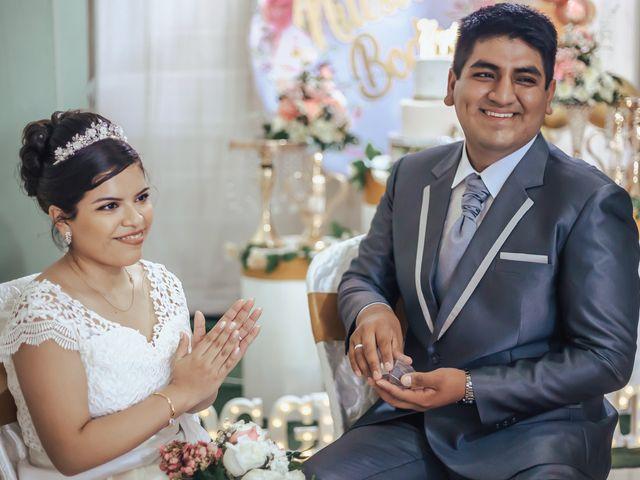 El matrimonio de Nathaly y Rogger en Chiclayo, Lambayeque 15