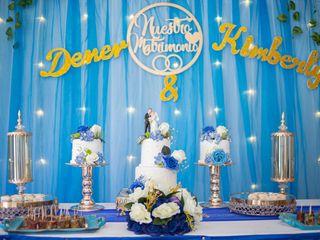 El matrimonio de Dener y Kimberly 2
