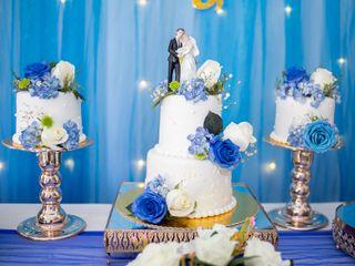 El matrimonio de Dener y Kimberly 3