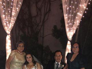 El matrimonio de Susan  y Miguel 2
