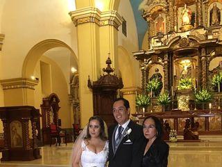El matrimonio de Susan  y Miguel 3