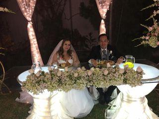 El matrimonio de Susan  y Miguel