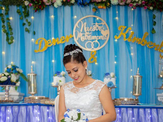 El matrimonio de Kimberly y Dener en Chiclayo, Lambayeque 7