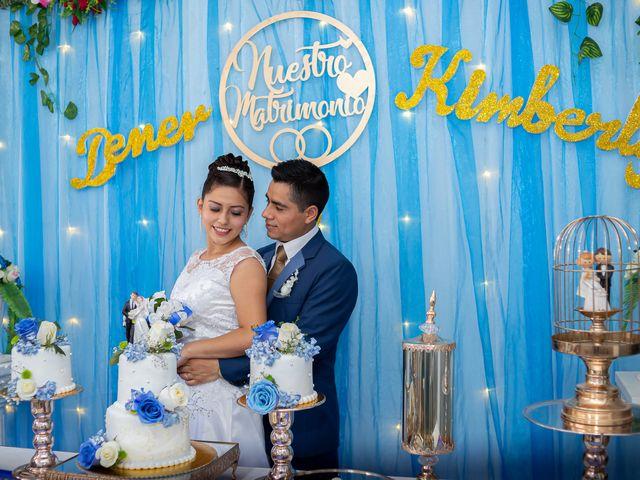 El matrimonio de Kimberly y Dener en Chiclayo, Lambayeque 12