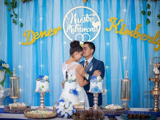 El matrimonio de Kimberly y Dener en Chiclayo, Lambayeque 13