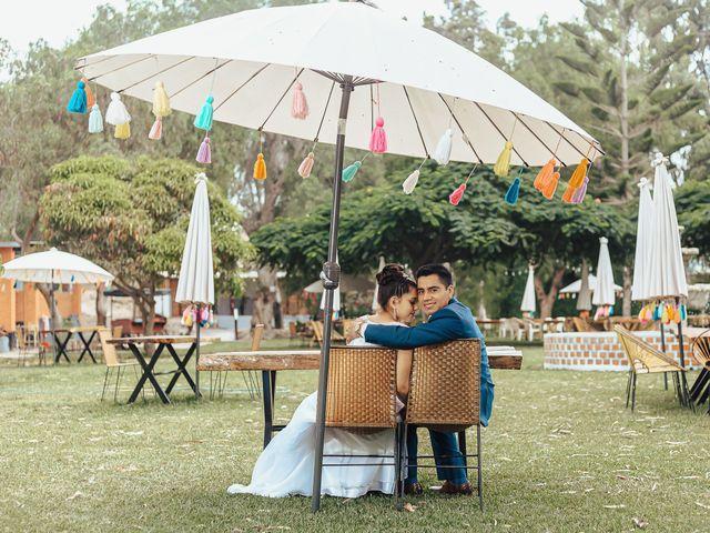 El matrimonio de Kimberly y Dener en Chiclayo, Lambayeque 16