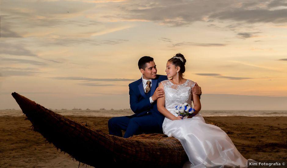 El matrimonio de Kimberly y Dener en Chiclayo, Lambayeque