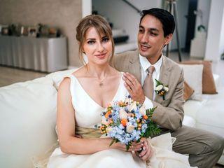 El matrimonio de Daniel y Ksenia 2