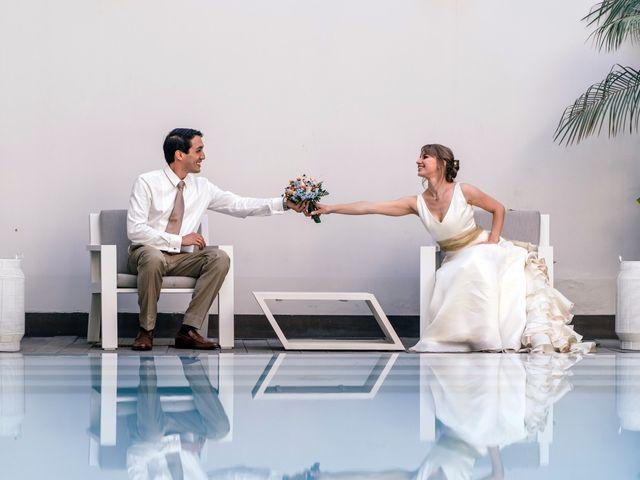 El matrimonio de Daniel y Ksenia