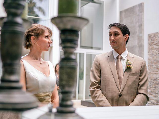 El matrimonio de Ksenia y Daniel en Santiago de Surco, Lima 4