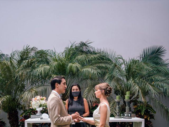 El matrimonio de Ksenia y Daniel en Santiago de Surco, Lima 5
