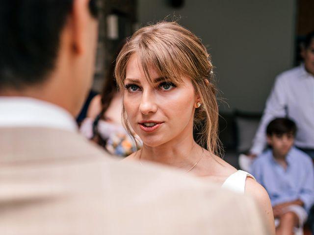 El matrimonio de Ksenia y Daniel en Santiago de Surco, Lima 6