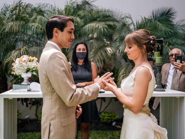 El matrimonio de Ksenia y Daniel en Santiago de Surco, Lima 7